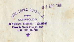 El Vainiquero 1920