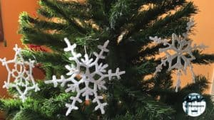 Copo de nieve #1
