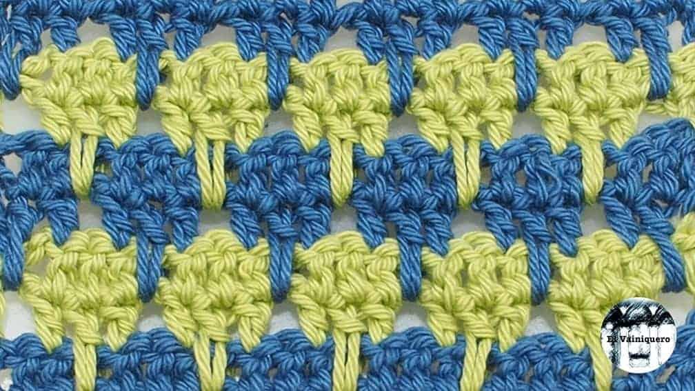 Punto fantasía #7 - Crochet